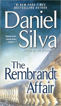 I have yet to read a Daniel Silva novel that I haven't loved - it's impossible to put one down after I start reading!