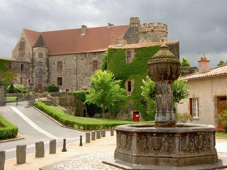 Saint-Saturnin, Saint-Amant-Tallende, Clermont-Ferrand, Puy-de-Dôme, Auvergne, France