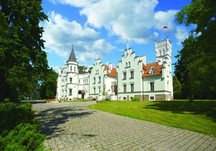 Pałac Sulisław Szczegółową ofertę weselną znajdziesz na http://www.gdziewesele.pl/Hotele/Palac-Sulislaw.html