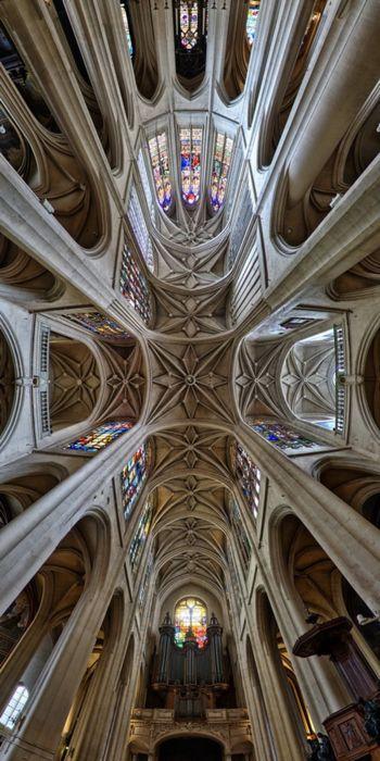 The St-Gervais-et-St-Protais Church of Paris