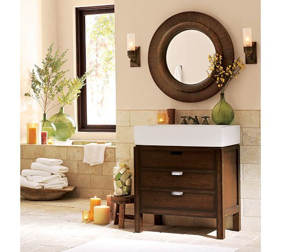 Wwwpotterybarn Com: Powder Room Make-over