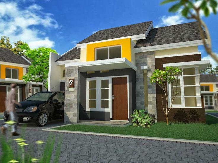 Model Rumah Minimalis Type 50 - Kumpulan Model Rumah Terbaru