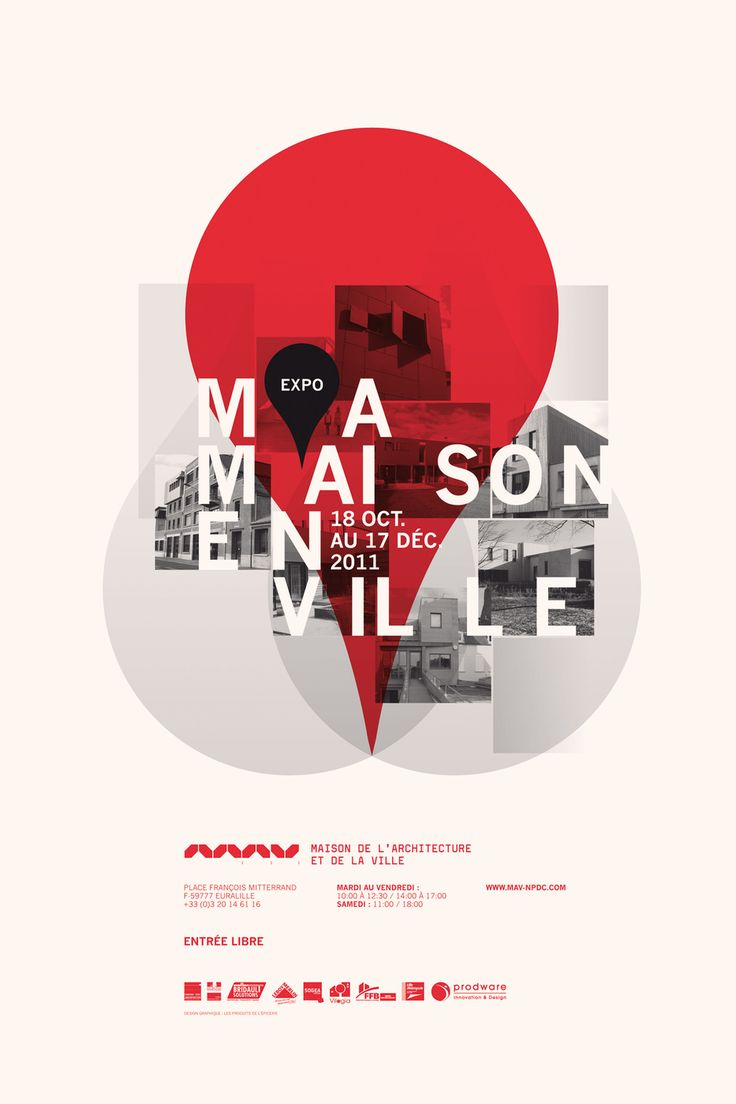 Poster design inspiration - Find This Pin And More On Inspiration Poster Design By Akovacevictce