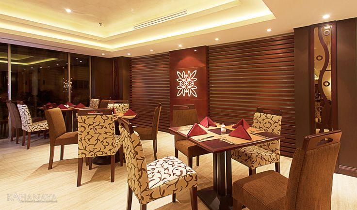 Teracota Restaurant at Somerset Hotel Surabaya Indonesia 2012
