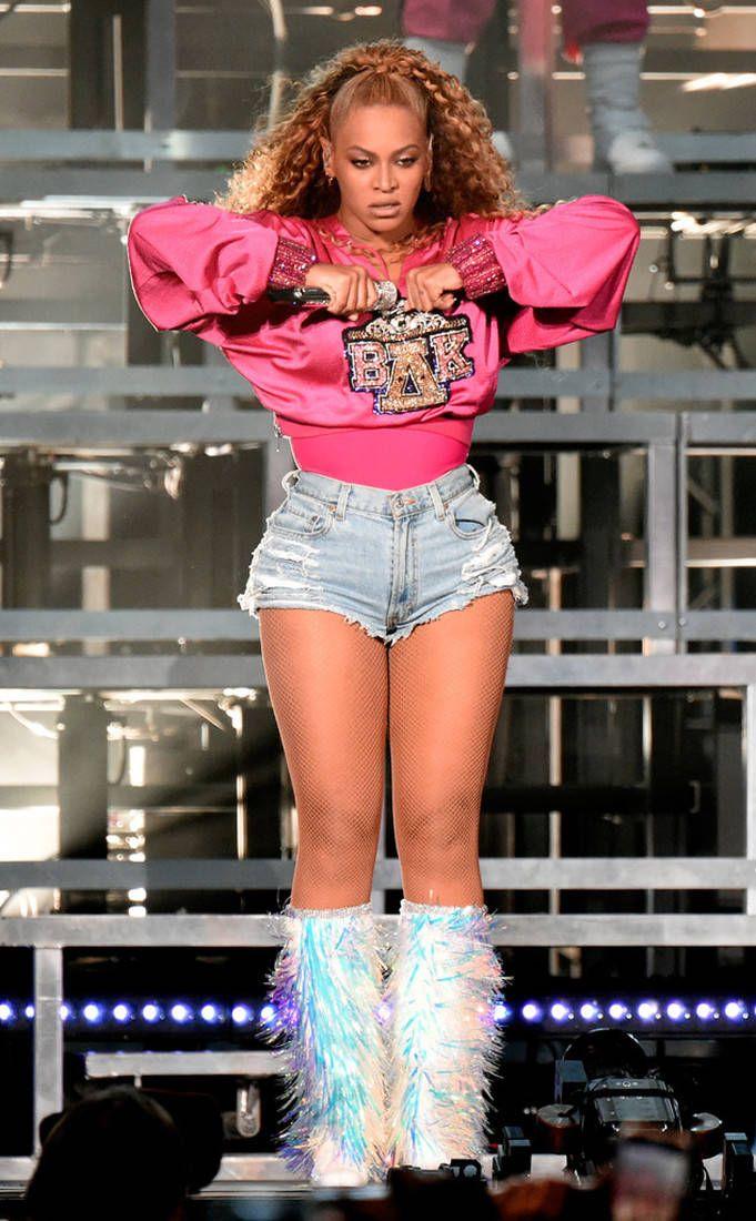 Destiny S Child Reunion 2 0 From Beyonce S Sexy Coachella 2018 Looks