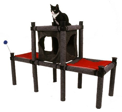 Feline Furniture Condo Starter Kit U003eu003eu003e Wow! I Love This. Check It
