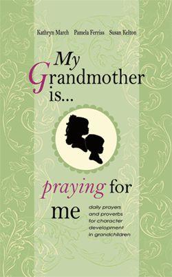 praying grandmother
