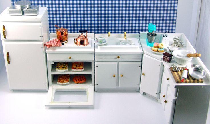 Marvelous 1 12 Scale Dollhouse Furniture #17: Pinterest