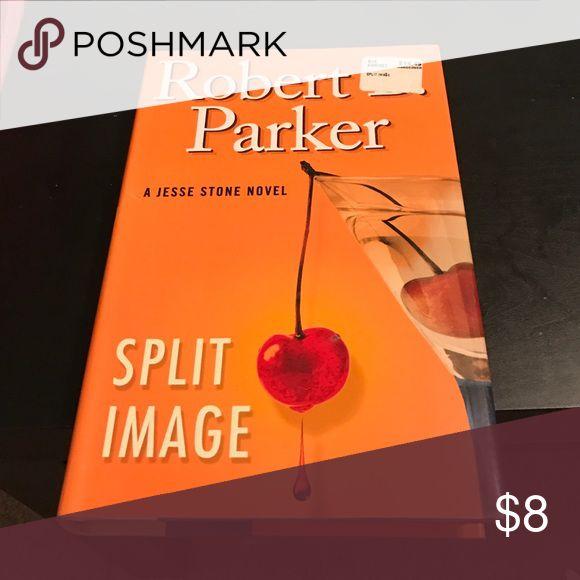 A Jesse stone novel Split Image. Mystery book. Other
