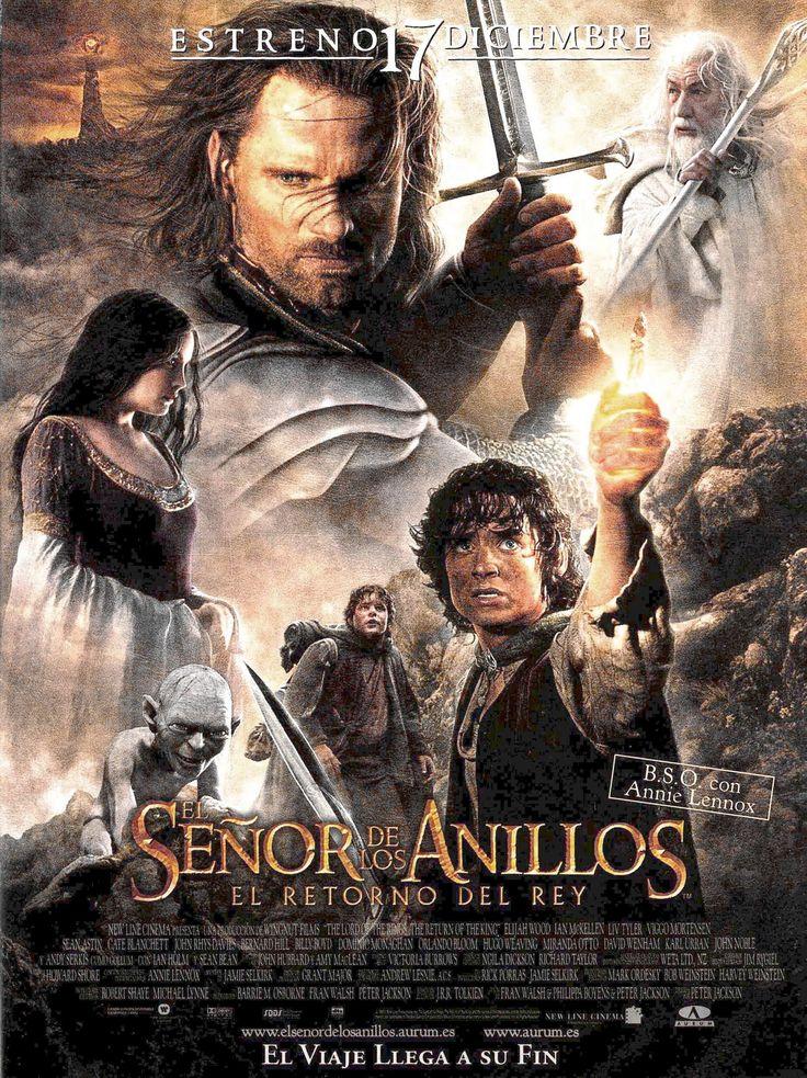 El Señor de los Anillos el Retorno del Rey - The Lord of the Rings The Return of the King