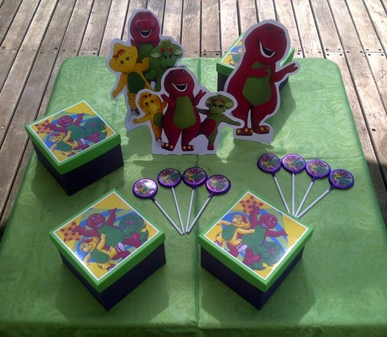 56 Best Images About Barney Party On Pinterest