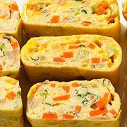 Korean Egg Roll: Gyeranmari (계란말이)