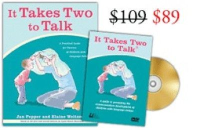 It Takes Two to Talk Guidebook + DVD Combo Pack