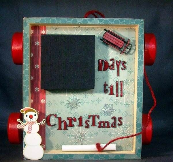 How many Days until Christmas 2013 Usa Printable Template