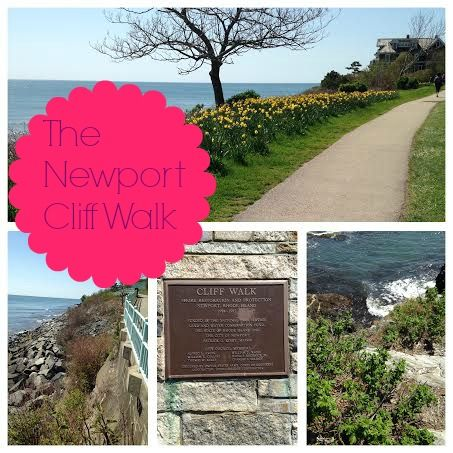 The Newport Cliff Walk #travel