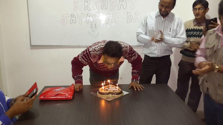 Birthday Celebration @ Jayanta Sengupta_008