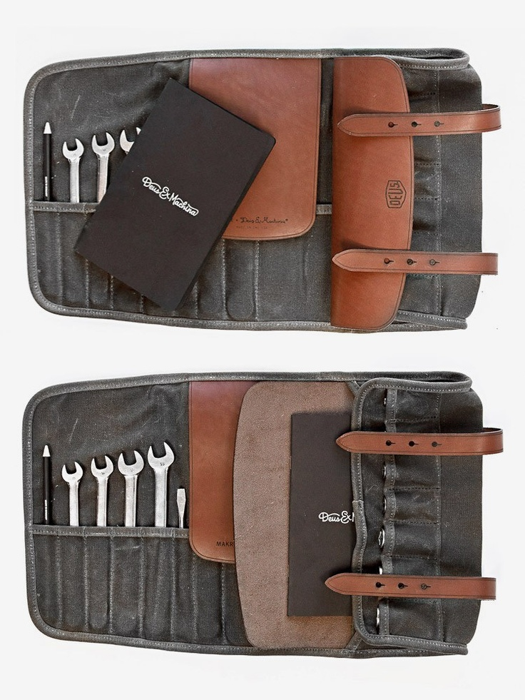 Deus X Makr Tool Roll by Makr Carry Goods