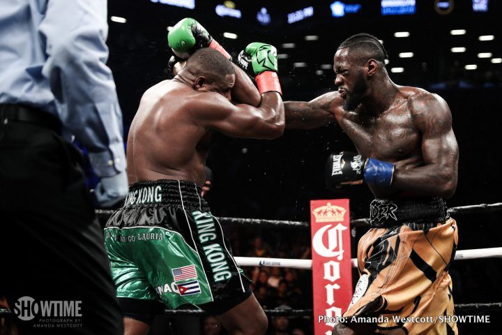 Deontay Wilder willing to accept 40% purse for Joshua fight #AnthonyJoshua #DeontayWilder #allthebelts #boxing