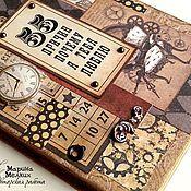 Сувениры и подарки ручной работы. Ярмарка Мастеров - ручная работа Подарок мужчине Блокнот 55 причин почему я люблю тебя Блокнот. Handmade.