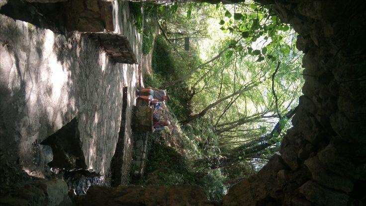 Exploring Lousios gorge in arcadia, peloponnese, greece!