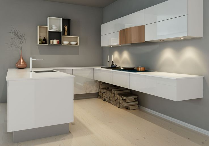 Sigdal kjøkken - Gloss