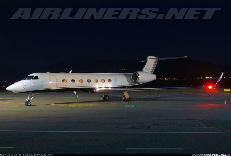 Gulfstream Aerospace G-V-SP Gulfstream G550 - Untitled | Aviation Photo #2438681 | Airliners.net
