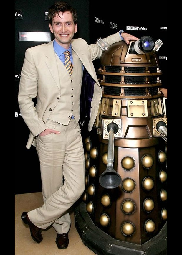 David Tennant - He will always be my first Doctor!  <3: The Doctors, Doctorwho, Dalek, Doctors Who, Suits, Dr. Who, David Tennant, Geeky Stuff, Tenth Doctors