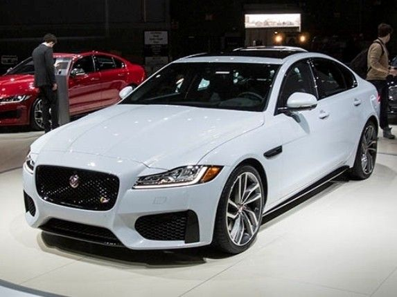 2016 Jaguar XF – Yet another Jag that doesn't look like a Jag.