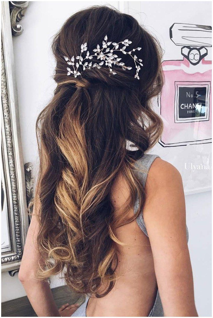 From Soft Romantic Waves To Messy Updos And Intricate Braids Beautiful Easy Wedding Guest Hairstyles Wedding Hairstyles For Long Hair Long Hair Wedding Styles