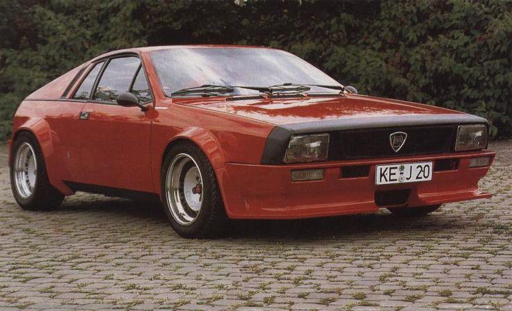 Lancia Beta Montecarlo Series 1