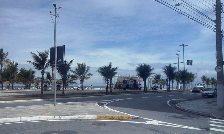 Praia Grande / SP... Meu berço postiço! ;)