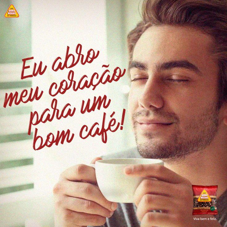 As pessoas felizes lembram o café passado com gratidão, alegram-se com o café presente e encaram o café futuro sem dúvidas.  http://cafeouronegro.com.br/vivabemefeliz  #café #caféouronegro #vivabemefeliz