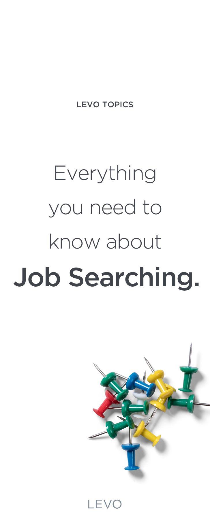 Wonderful All You Need: Job Searching.