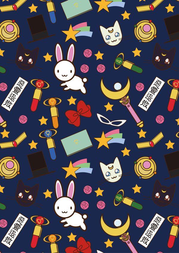 sailor moon tumblr background - Buscar con Google