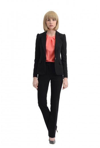 Sacou negru de dama http://shop.poema.ro/sacouri-POEMA