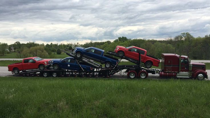 5 Car Haulers - SunCountry Trailers