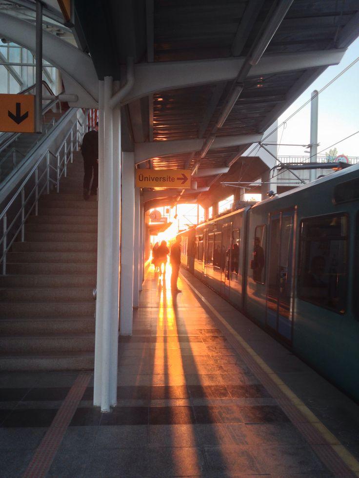 Bursa, Ataevler metro istasyonu