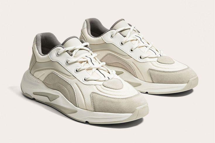 Zara Copies YEEZY BOOST 700 Wave Runner Sneaker Ripoff Kanye West Season
