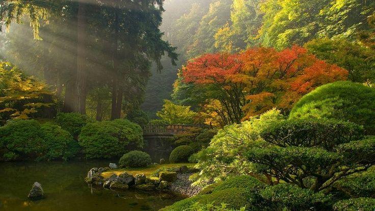 portland japanese garden | Portland Japanese Gardens | Beautiful Gardens