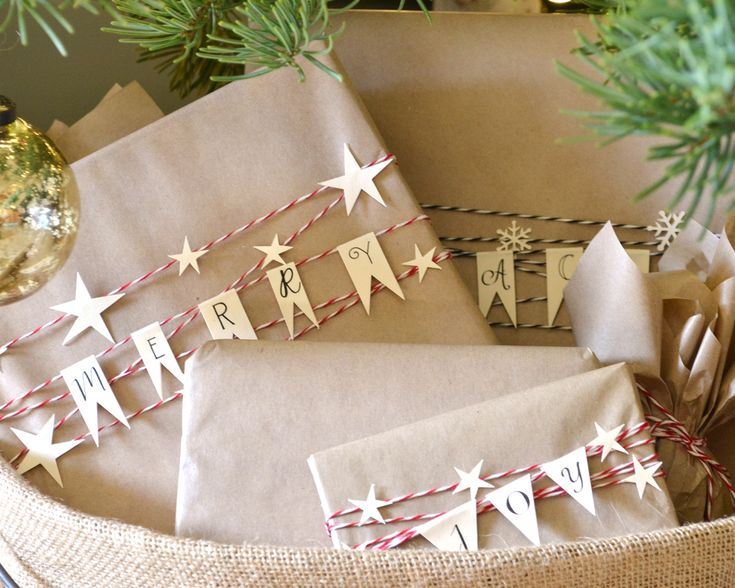 DIY Gift Wrapping Ideas To Pretty Up Your Packages