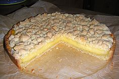 Streuselkuchen mit Pudding (Rezept mit Bild) von Seelenschein | Chefkoch.de