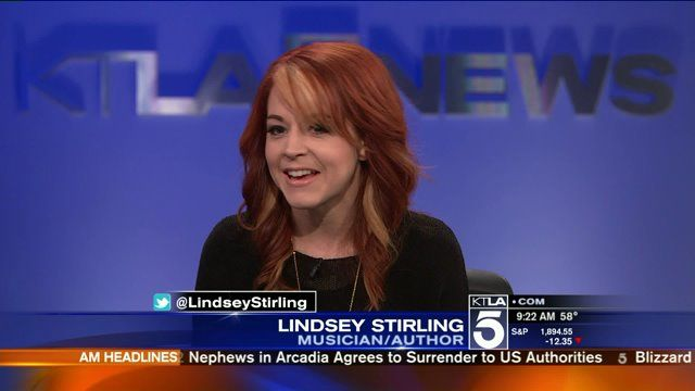 Lindsey Stirling on Proving the `AGT` Judges Wrong with Her Music and New Book