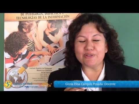Danza en Red es el espacio para compartir y disfrutar de nuestra cultura. Saludo de Gloria Campos, docente de la Universidad Autónoma de México.