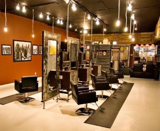 Barbershop ideas a collection of hair and beauty ideas to for The barbershop a hair salon for men