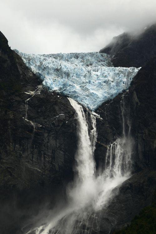 Queulat National Park (Aysén del General Carlos Ibáñez del Campo Region,Chile)