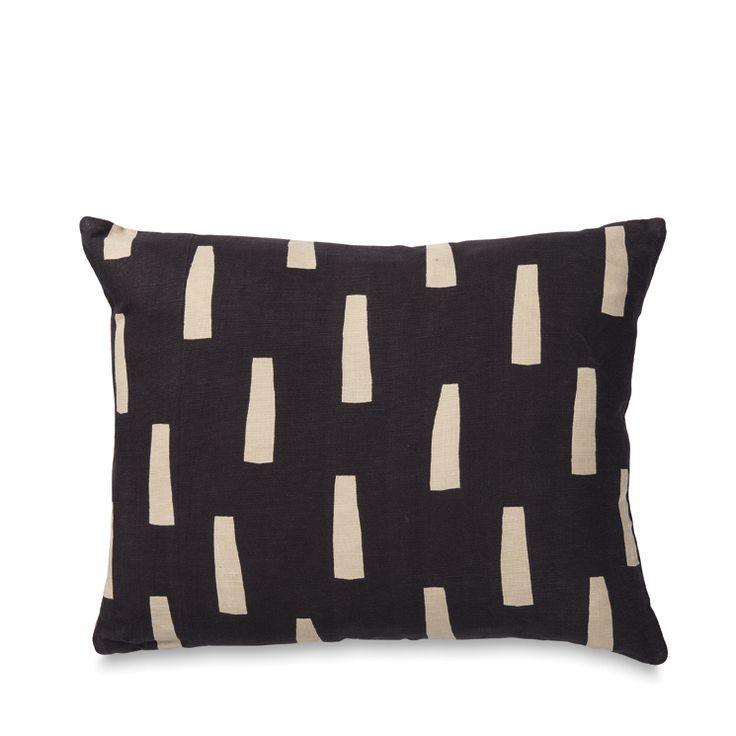 Dash Reversible Cushion Cover   Citta Design