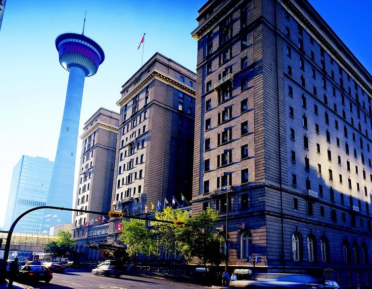 Calgary Hotel: Luxury Hotel in Calgary, Alberta -Fairmont Palliser