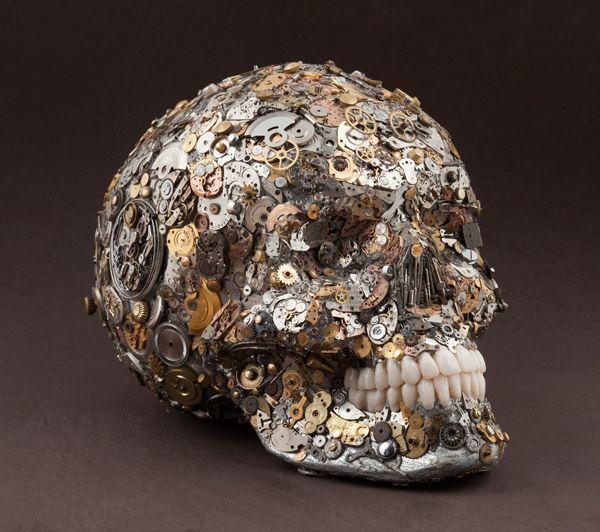 Pirate Time | Angled view #piratetime #kpavio #skulls #watchmaking #art #artwithskulls #calaveras #relojeria #arte #arteconcalaveras