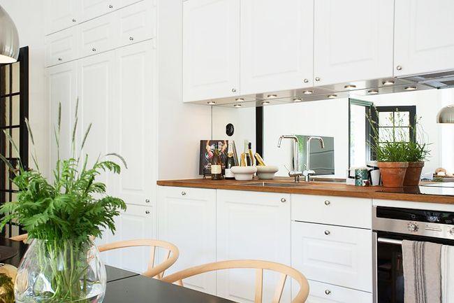 271 best kitchen deco inspiration images on pinterest for Cocinas super pequenas