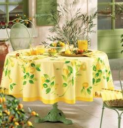 Linge de table Salade d'agrumes